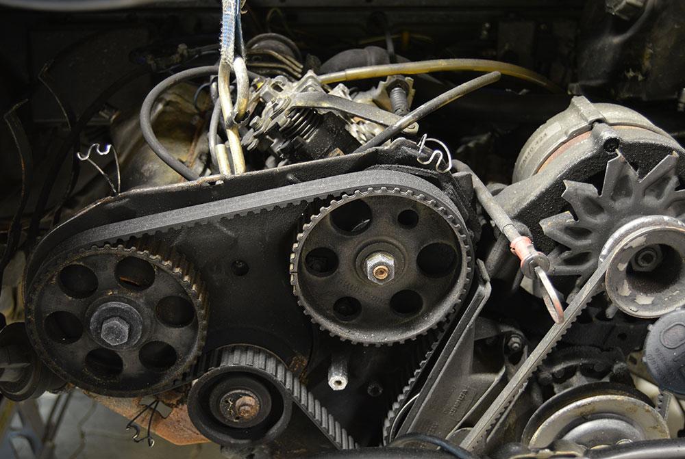 zahnriemenwechsel united motors